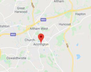 Washroom Services in Accrington